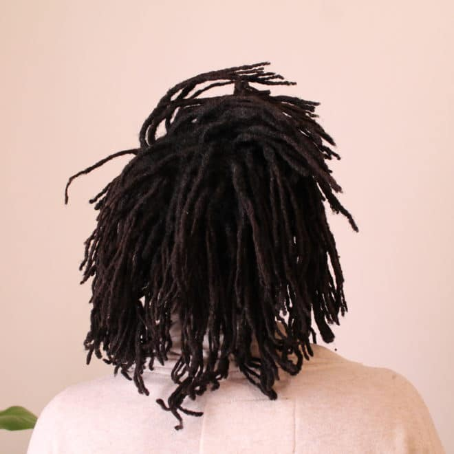Création de dreads naturelles pour cheveux afro - Fanta