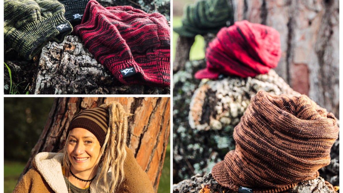 Dreads : la saison des bonnets est arrivée