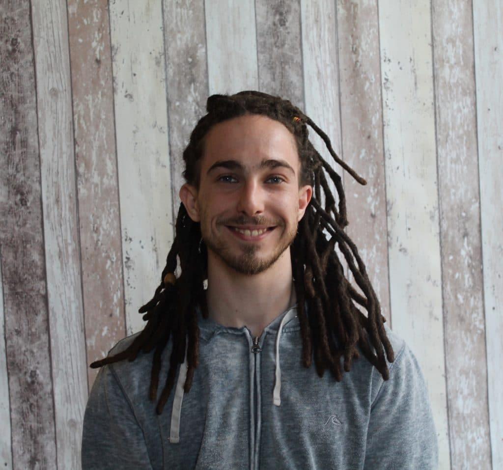 Dreadlocks : remise en forme au crochet - Anthony