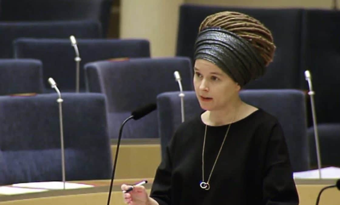 Les dreads entrent au gouvernement suédois.
