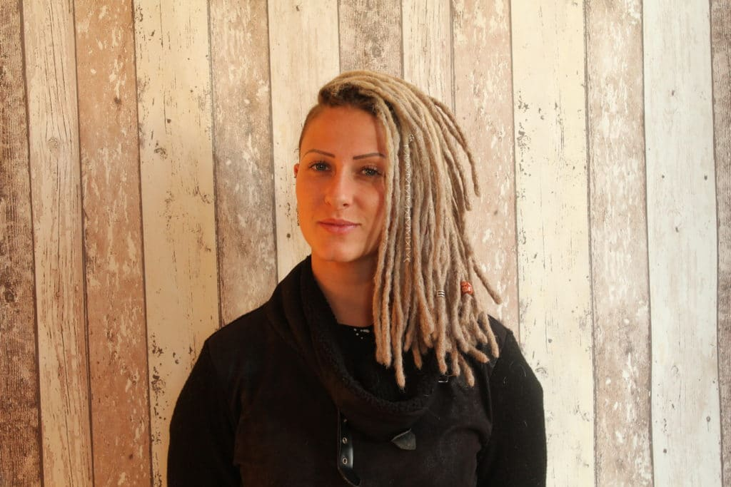 Extensions dreadlocks naturelles
