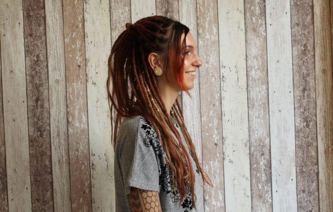 Dreads pour femme cheveux ultra super fins